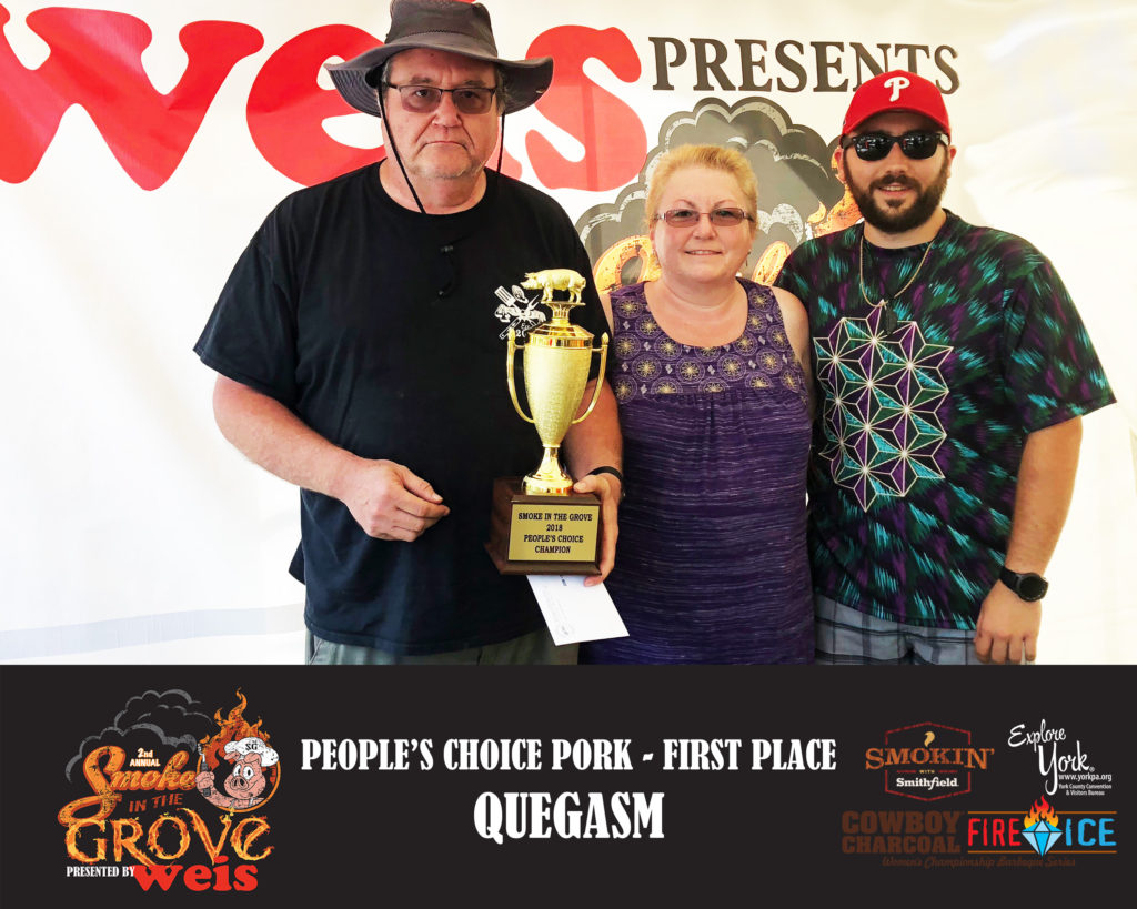 People's Choice Pork - 1st