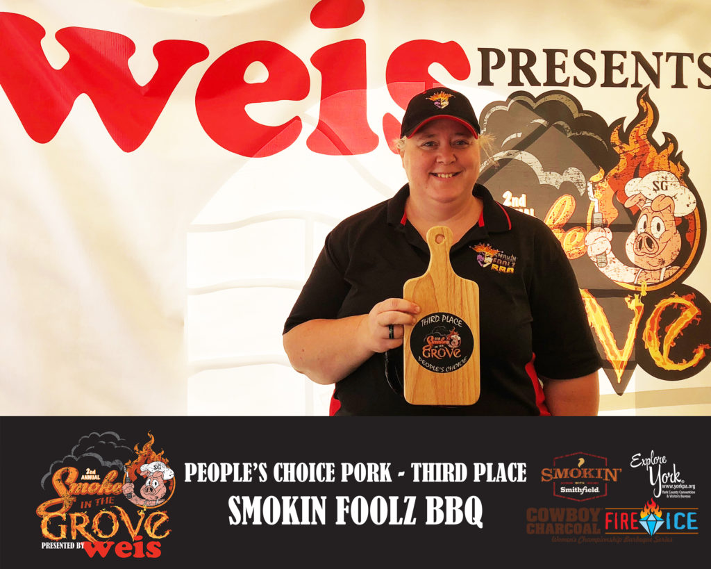**People's Choice Pork - 3rd