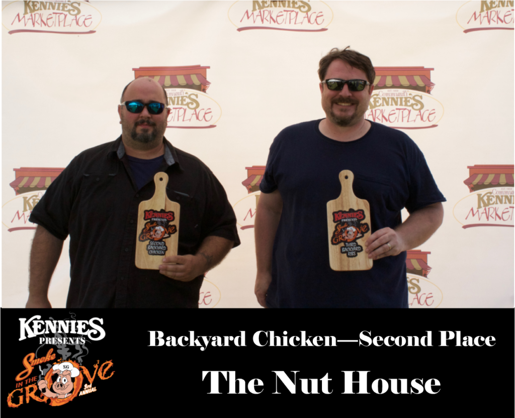 Backyard Chicken - Second Place