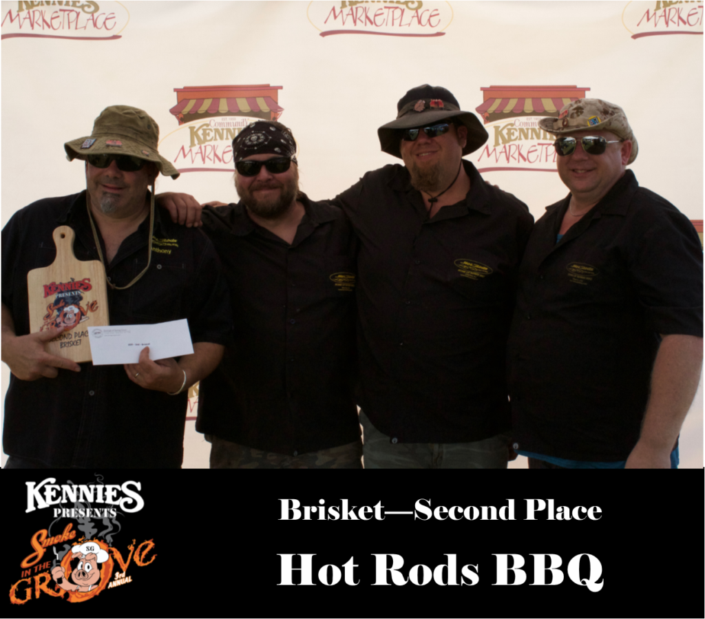 Brisket- Second Place