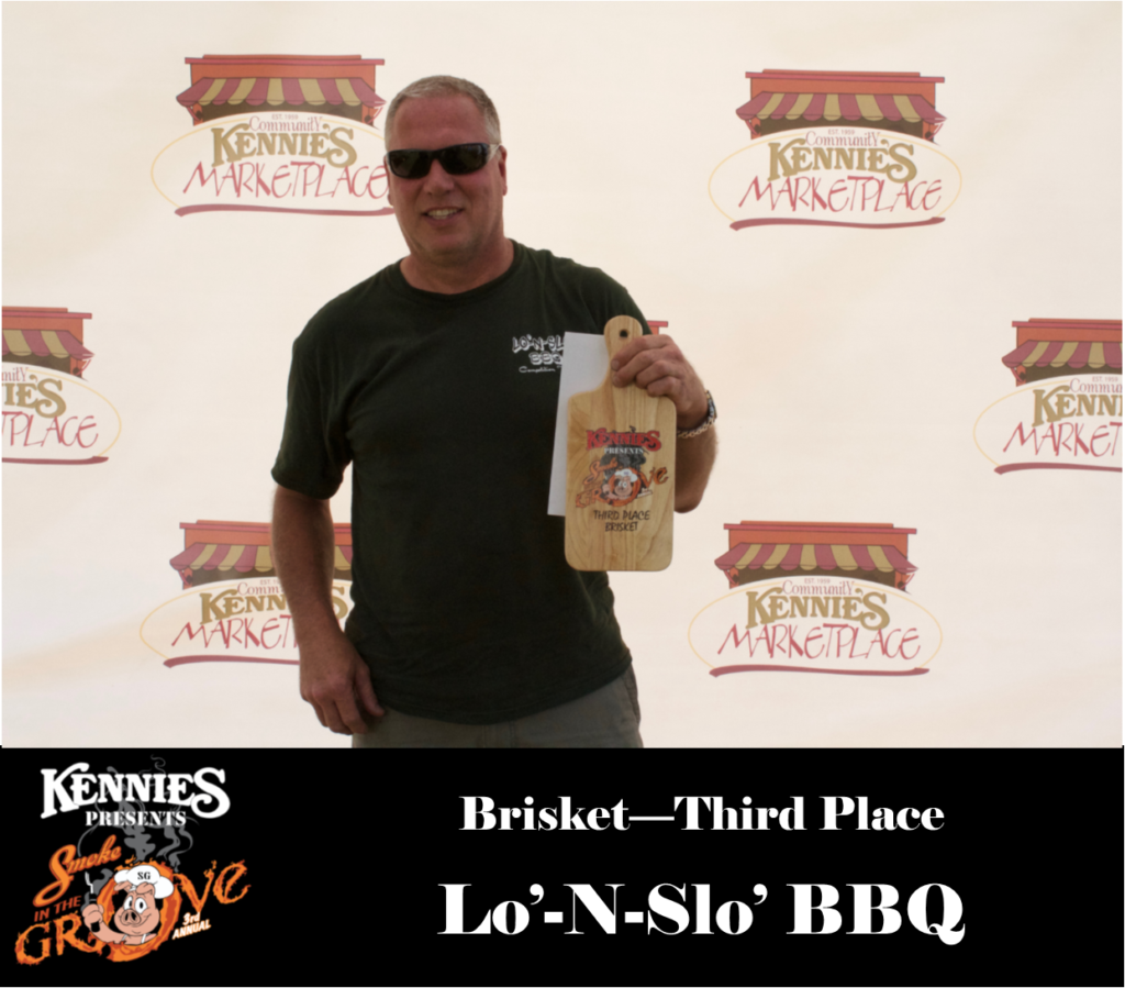 Brisket - Third Place
