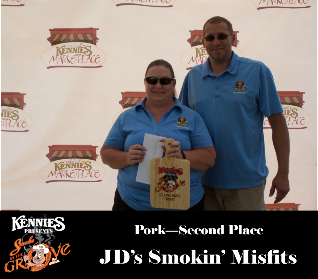 Pork- Second Place
