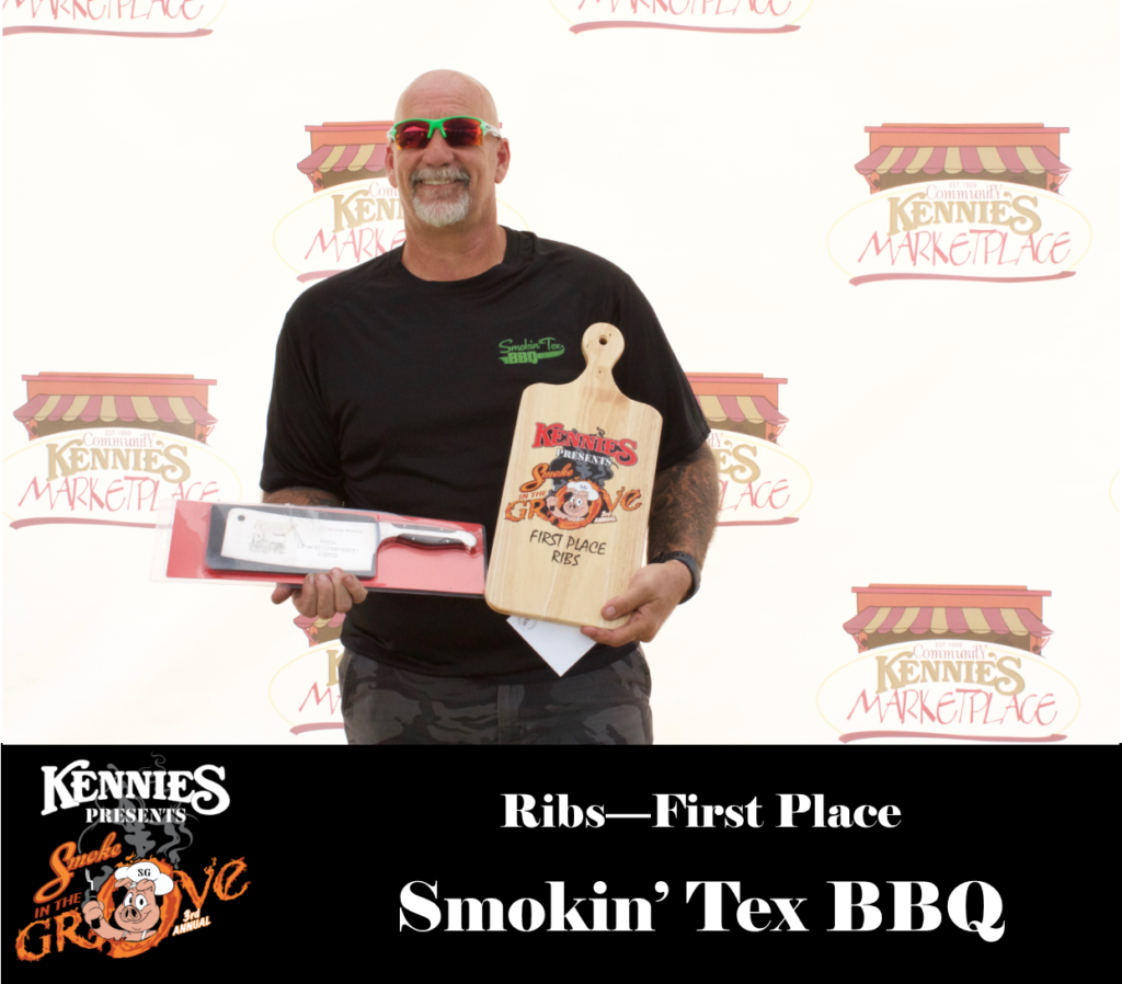 Ribs - First Place
