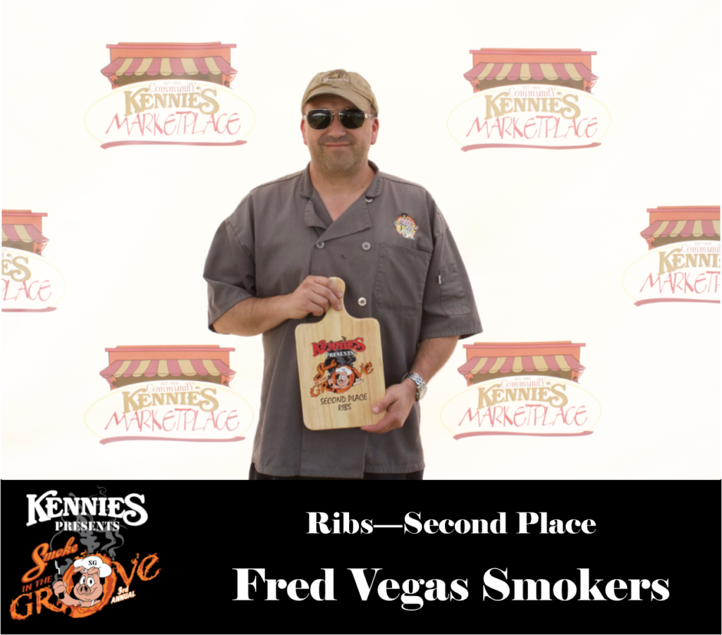 Ribs - Second Place