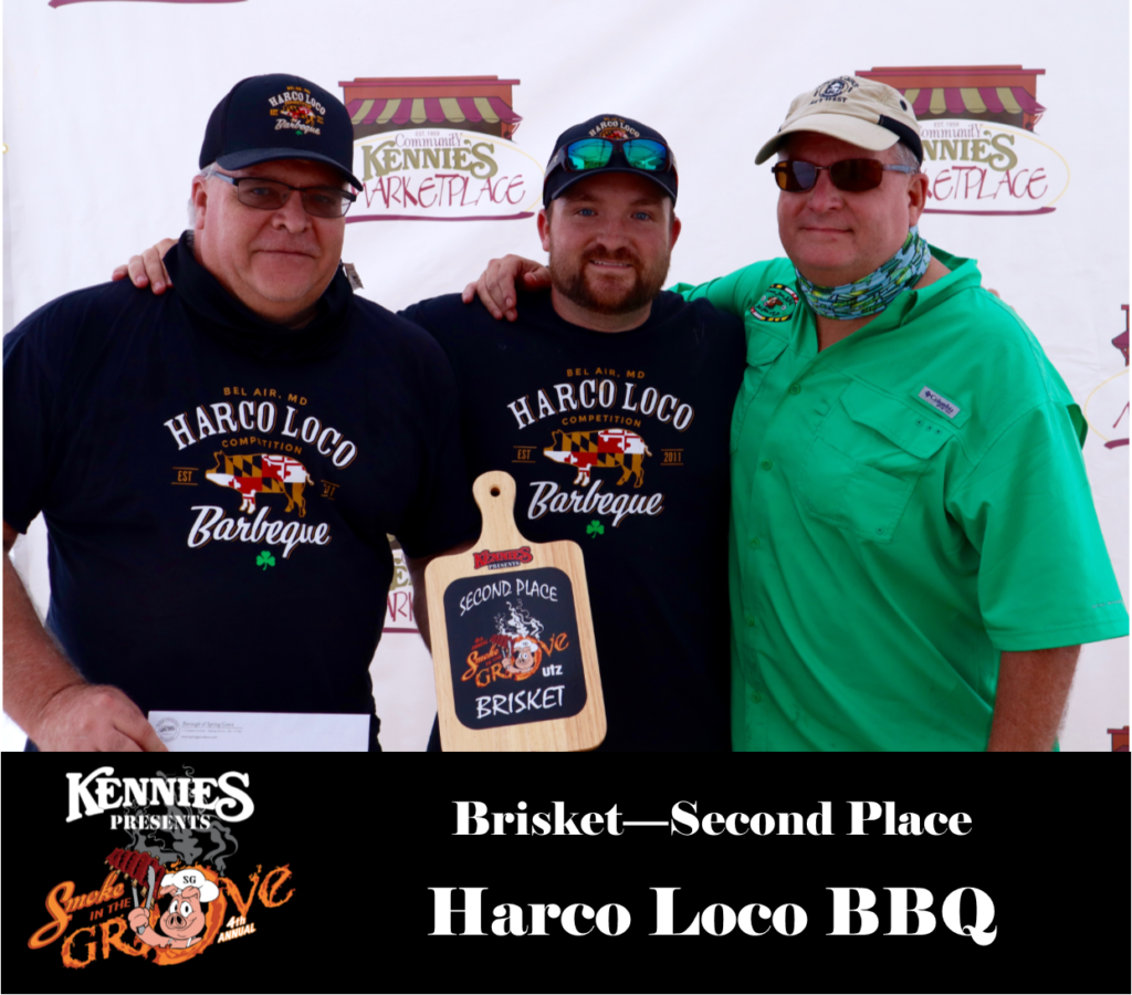 Brisket - Second - Harco Loco