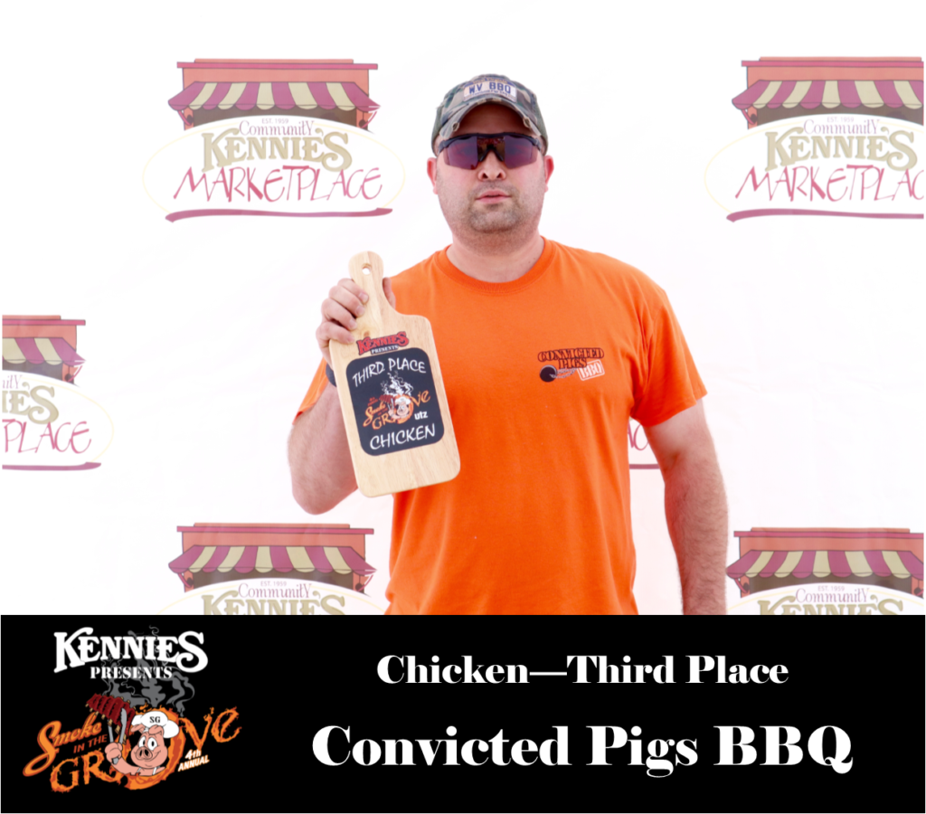 Chicken - Third - Convicted Pigs