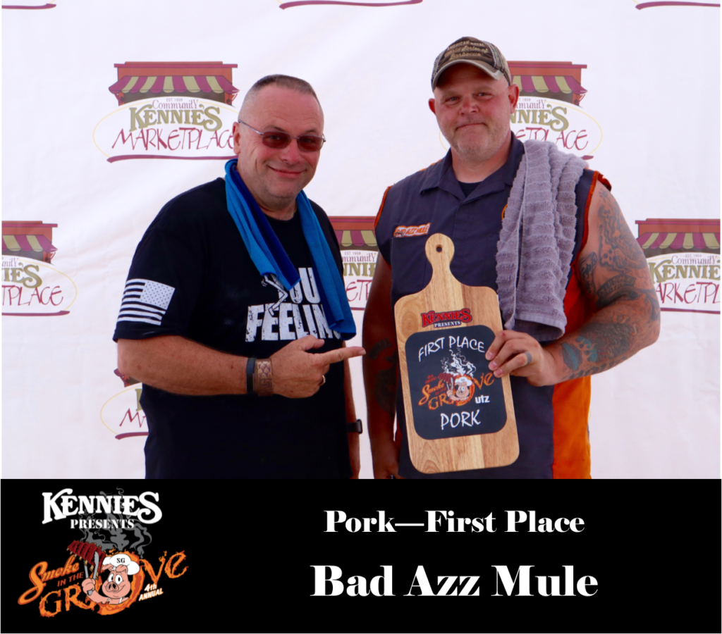 Pork - First - Bad Azz Mule