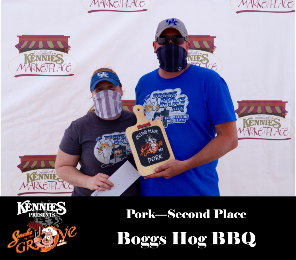 Pork - Second - Boggs Hog
