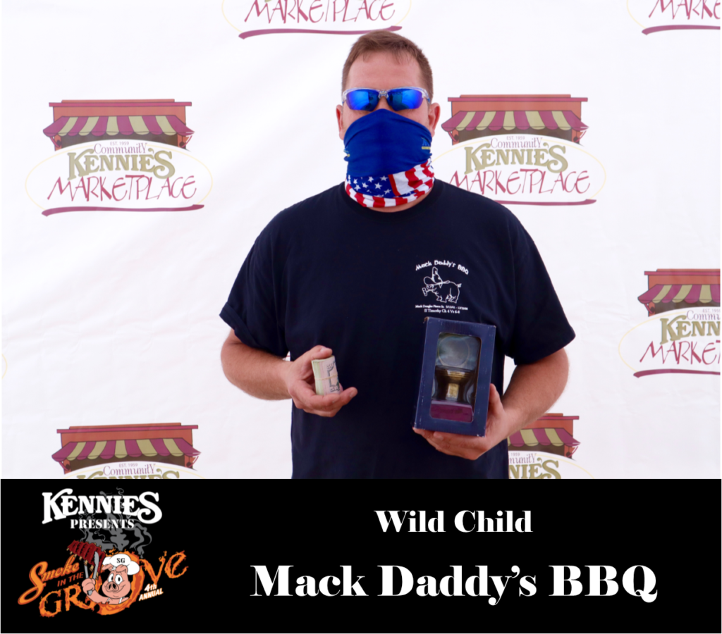 Wild Child - Mack Daddy's BBQ