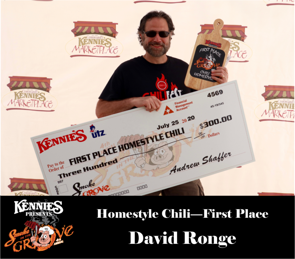 Homestyle - First - David Ronge
