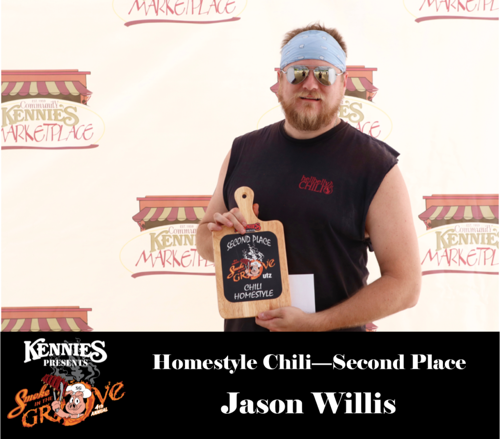 Homestyle - Second - Jason Willis