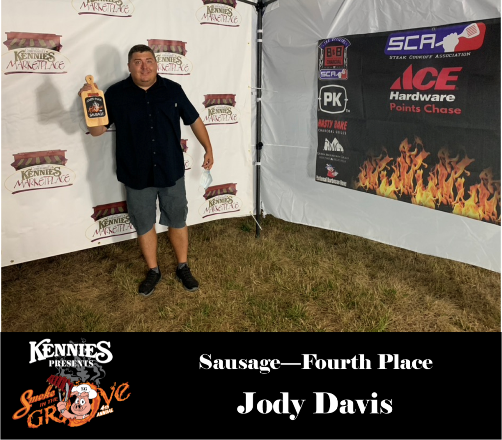 Sausage - Fourth - Jody Davis