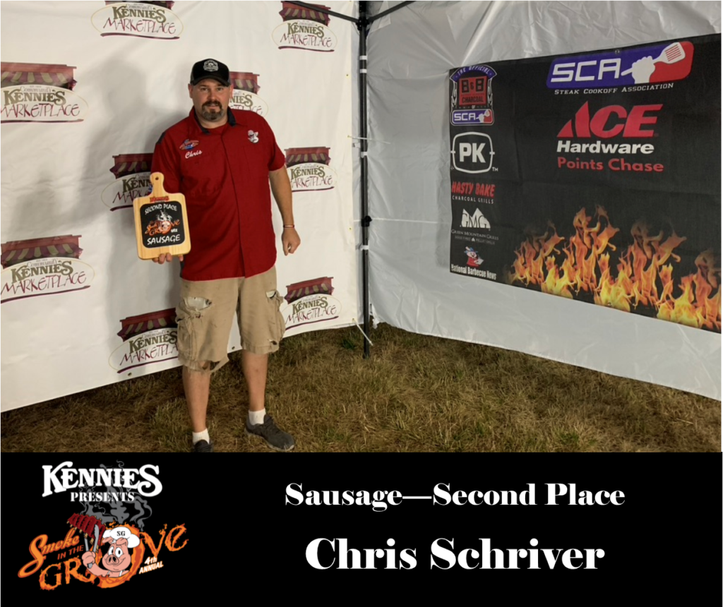 Sausage - Second - Chris Schriver