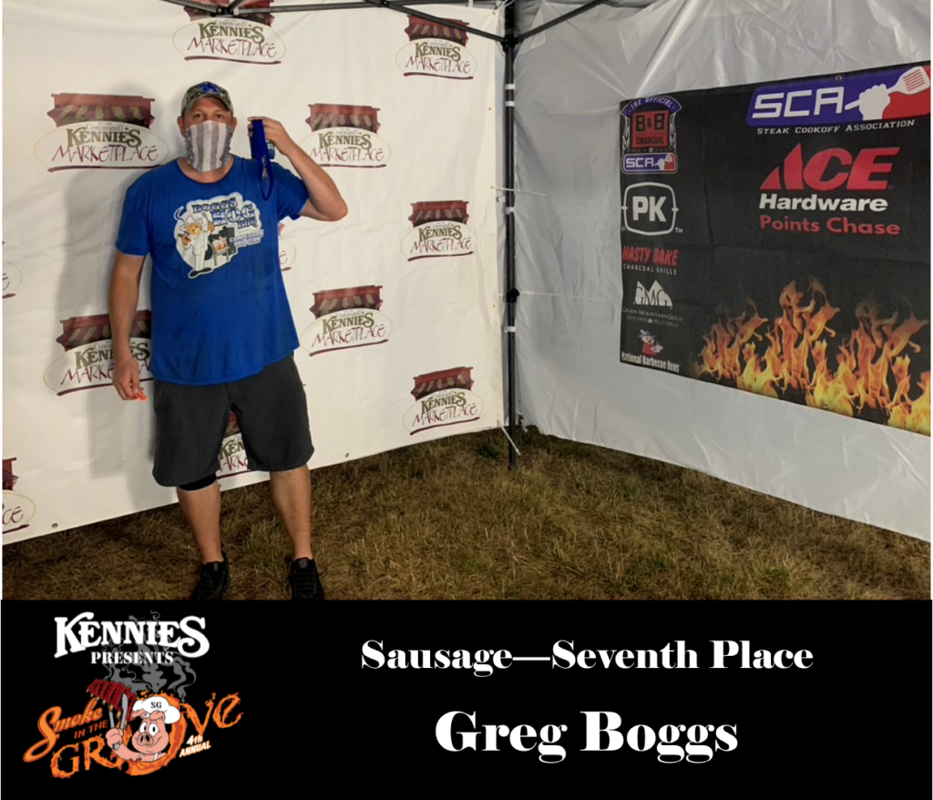 Sausage - Seventh - Greg Boggs
