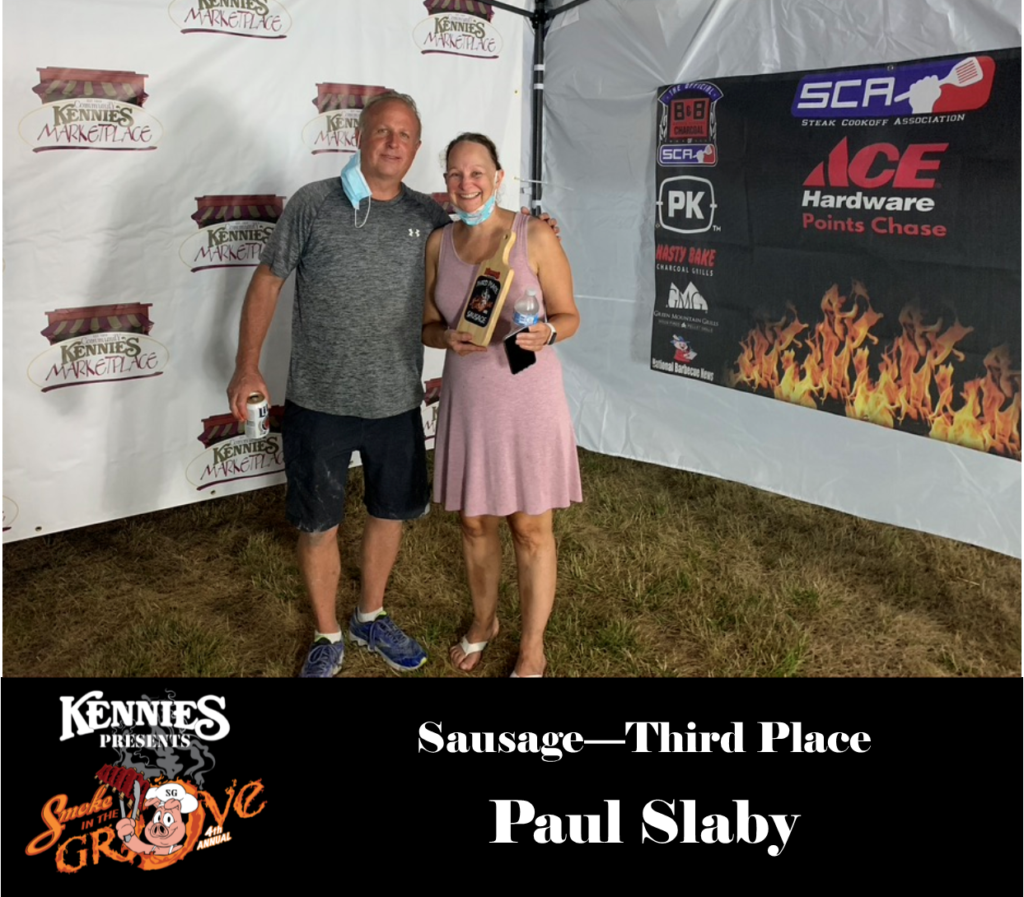 Sausage - Third - Paul Slaby