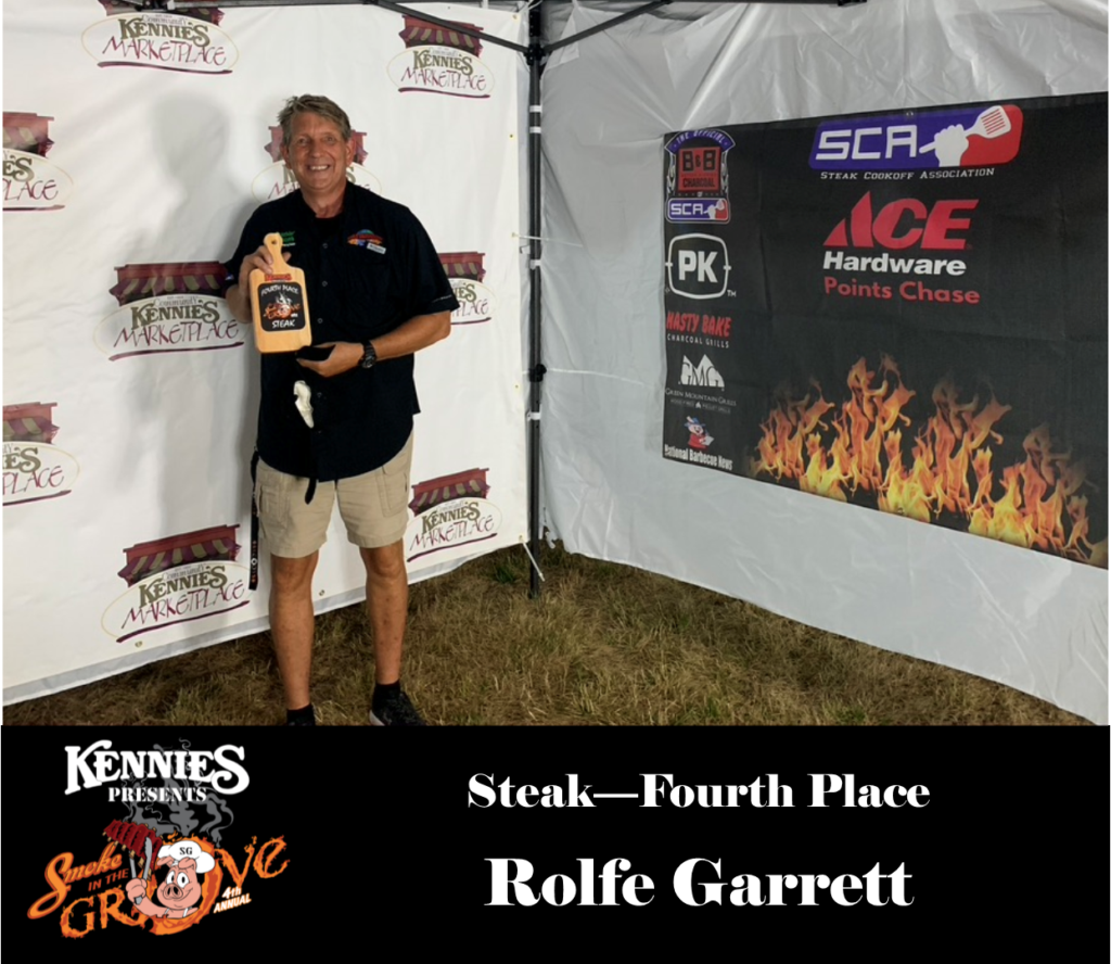 Steak - Fourth - Rolfe Garrett