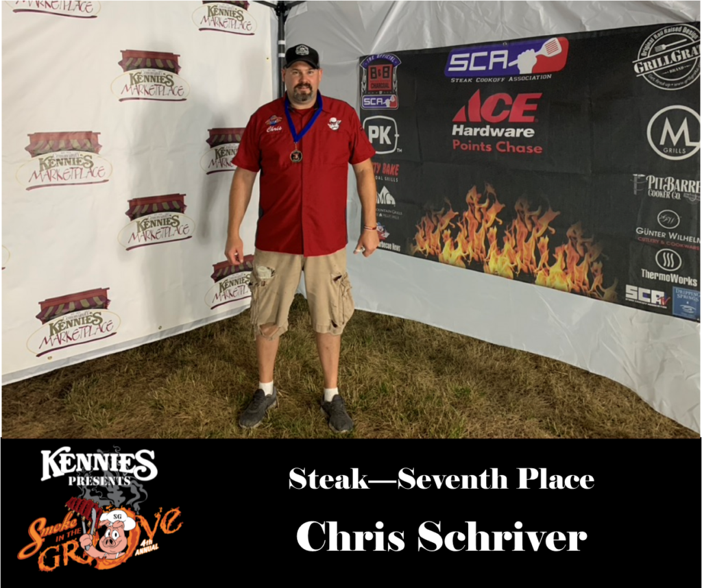 Steak - Seventh - Chris Schriver