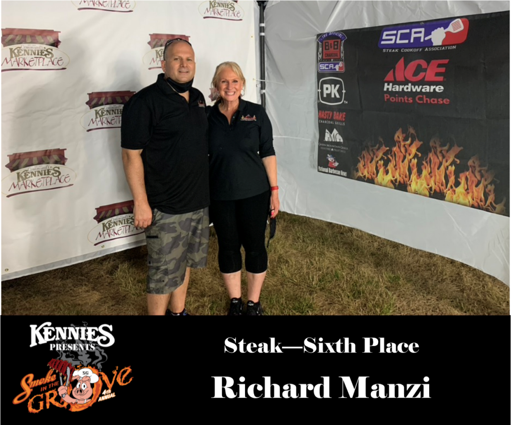 Steak - Sixth - Richard Manzi