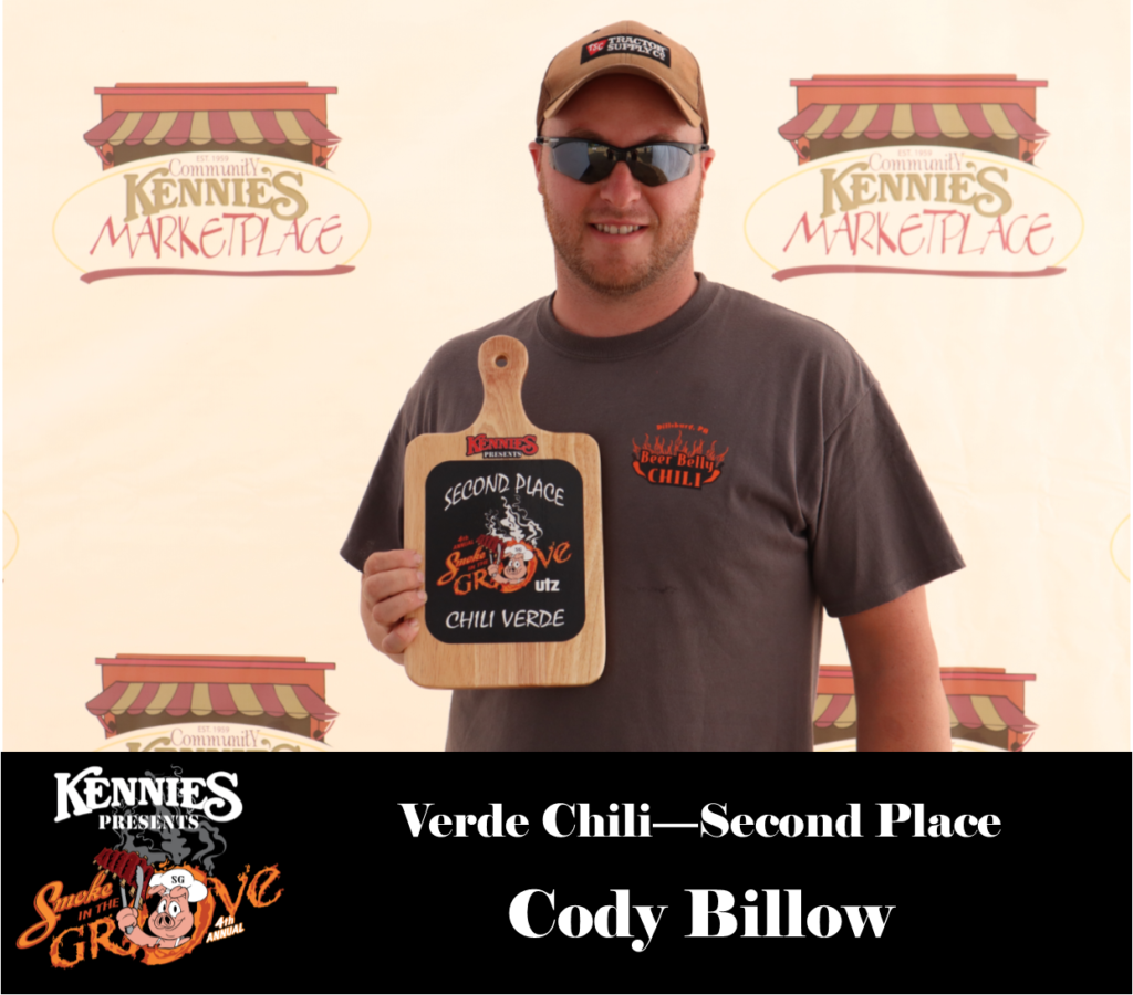 Verde - Second - Cody Billow